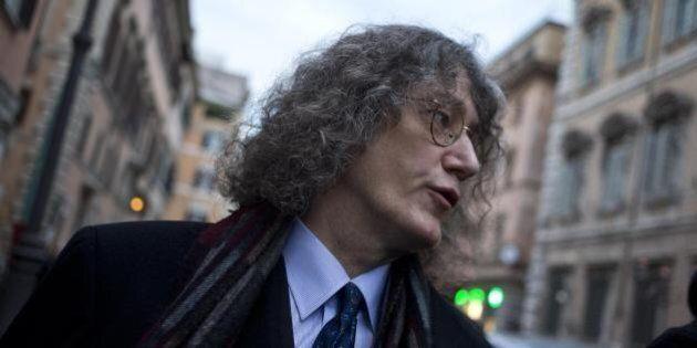 Gianroberto Casaleggio incontra Serenella Fucksia: