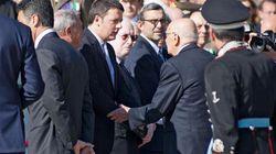 Renzi da Napolitano: pit stop sul governo. L'idea di invitare Rodotà e Zagrebelsky al seminario sulle