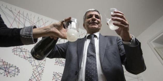 Nichi Vendola polemico con Giorgio Napolitano: