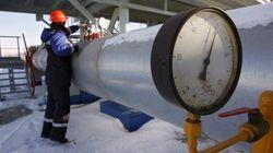 Il debito dell'Ucraina verso Gazprom sale a 3,35 miliardi di