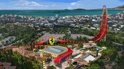 Nasce un parco a tema Ferrari in
