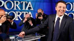 A Renzi e al Pd il governo fa bene
