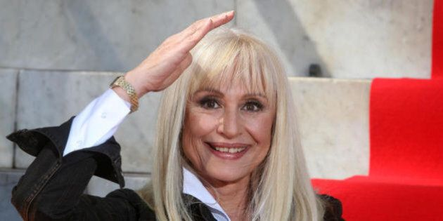 Raffaella Carrà e l'endorsement su Twitter: