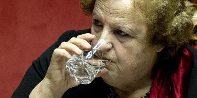Anna Maria Cancellieri, il voto sulla mozione di sfiducia il 21 novembre alla