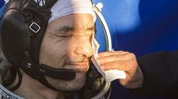 L'astronauta Parmitano:
