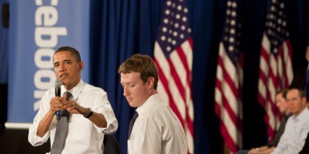 Mark Zuckerberg critica Barack Obama sullo