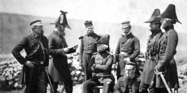 La Guerra di Crimea nelle foto d'epoca di Roger Fenton, primo fororeporter di guerra