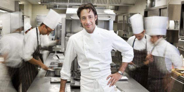 Trussardi alla Scala: lo chef Luigi Taglienti racconta la sua cucina tra eleganza e classicità