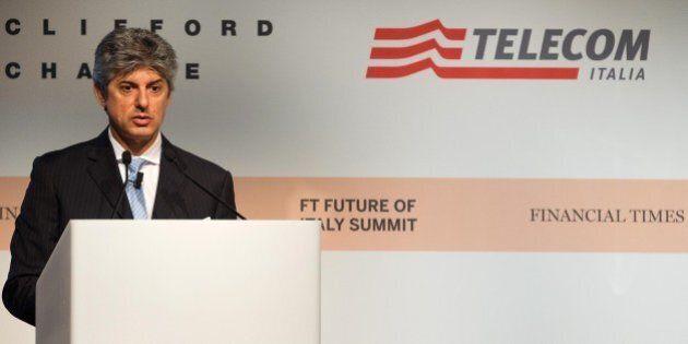 Matteo Renzi ha il sostegno anche da Telecom Italia: