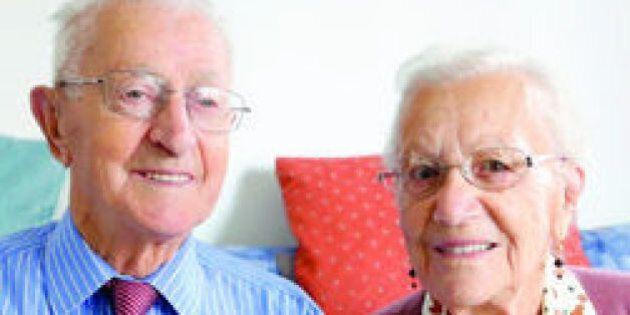Bepi e Caterina, 200 anni in due a Bolzano: «Solo