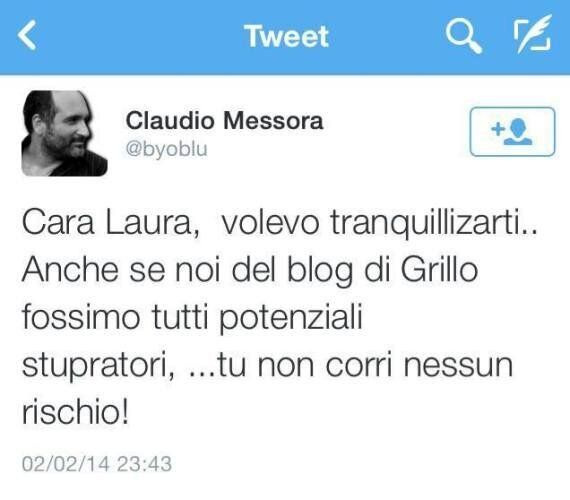 Claudio Messora (M5S) cancella post con fantasie erotiche su Gelmini, Carfagna e Prestigiacomo. La rete...