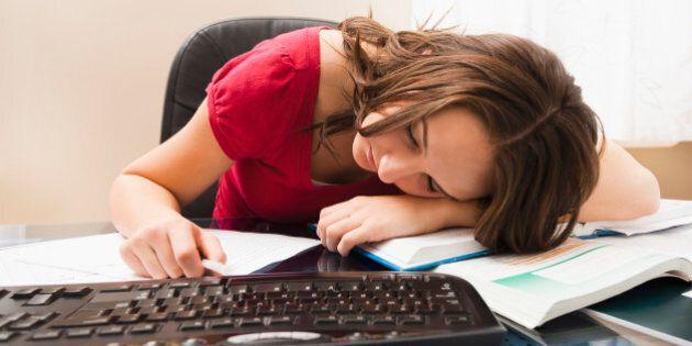 10 buone ragioni per smettere di lavorare duramente e prendersi una pausa