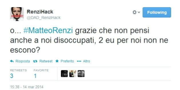 Hacker vs Matteo Renzi, il sito del presidente del Consiglio irraggiungibile per qualche ora: