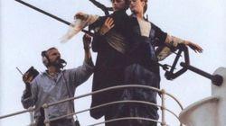 Titanic, Lo Squalo, Guerre Stelari. Gli scatti