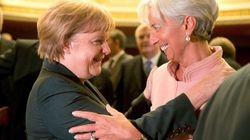 Merkel lancia Lagarde per la presidenza della Commissione
