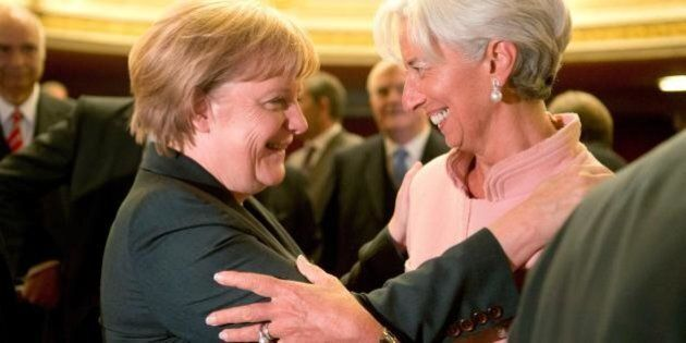 Christine Lagarde presidente della Commissione Europea? Angela Merkel chiede a Francois Hollande di appoggiare...