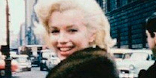 A spasso con Marilyn, gli scatti rubati da un 14enne innamorato