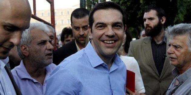 Alexis Tsipras arriva in Italia. Sarà sostenuto da una lista civica per le elezioni