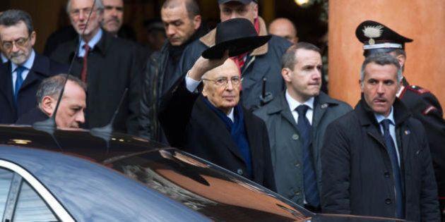 Giorgio Napolitano contro gli anti-euro. In attesa di risistemare la squadra di governo (tra Letta bis...