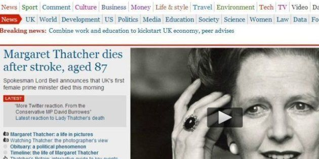 È morta Margaret Thacher: l'addio all'Iron Lady sui giornali stranieri