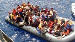 Immigrazione: 2.100 persone sbarcate nel 2014, 10 volte più del