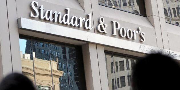 Corte dei Conti contro agenzie di rating. Chiesti 234 miliardi a Standard & Poor's: