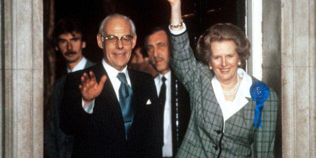 È morta Margaret Thatcher: l'Inghilterra