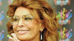 Sophia Loren torna sul set, a 78 anni (FOTO