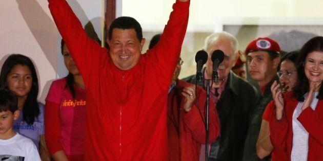 Hugo Chavez vince le elezioni. Il leader bolivariano eletto per la quarta volta presidente del Venezuela...