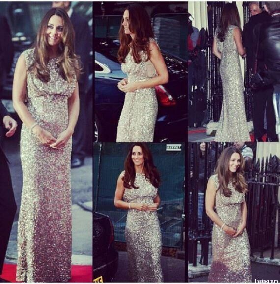 Kate Middleton: seconda uscita ufficiale da neomamma. L'abito a sirena