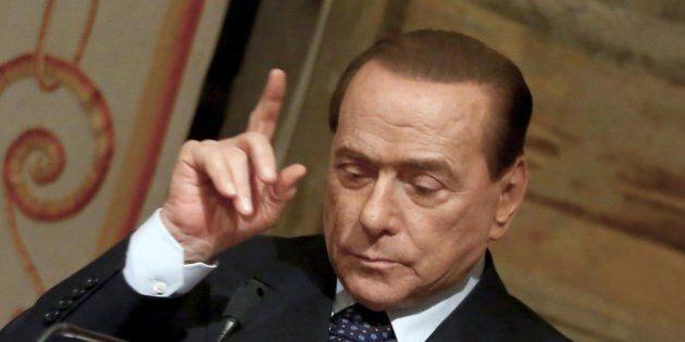 Silvio Berlusconi annuncia di candidarsi alle Europee: