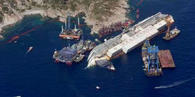 Smantellamento Costa Concordia, Toscana e Sicilia si litigano il relitto. Franco Gabrielli: