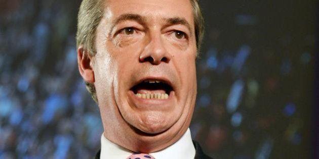 Nigel Farage, il Beppe Grillo del Regno Unito, primo nei sondaggi: alle europee vola al