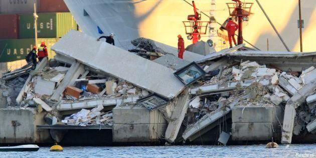 Incidente porto di Genova: