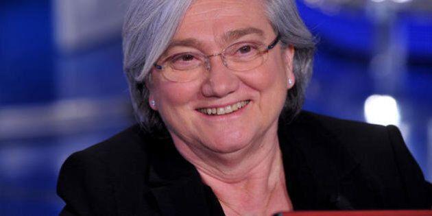 Finanziamento ai partiti, Rosi Bindi: