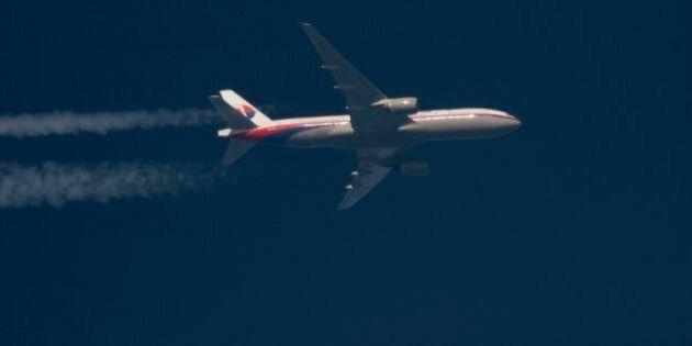 Boeing 777 Malaysia Airlines: quel buco di quasi sette