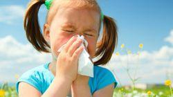 Allergie? 10 rimedi per i bambini