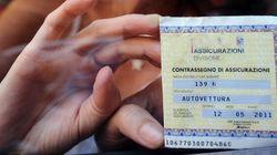 Il governo a caccia dei veicoli senza assicurazione: 15 giorni per regolarizzare i