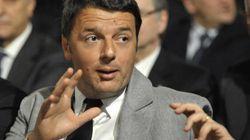 La prima di Renzi al Quirinale per gli auguri di Natale: via prima del buffet senza salutare