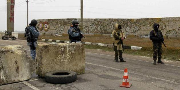 Ucraina, il ministro della Difesa: