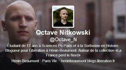 Le Pen vs blogger 17enne. Ha rivelato che due esponenti del Fronte Nazionale sono