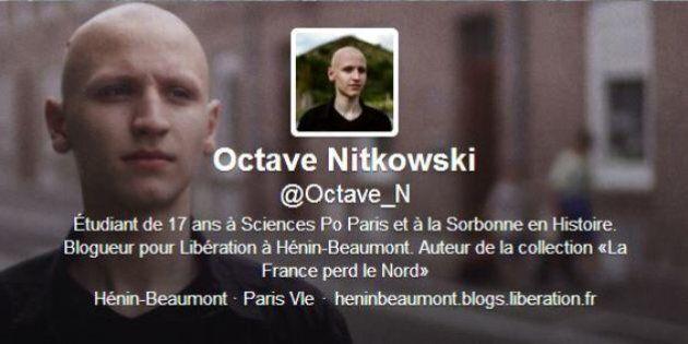 Francia, Marine Le Pen contro Octave Nitkowski. Il blogger 17enne ha rivelato l'omosessualità di esponenti...