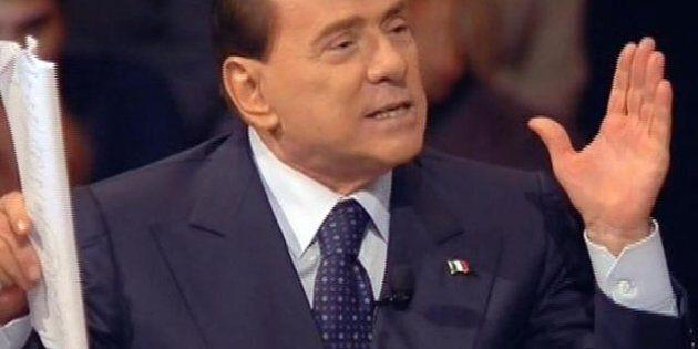 Elezioni 2013, Silvio Berlusconi il giorno dopo Santoro crede nella rimonta. L'osanna del Pdl, anche...