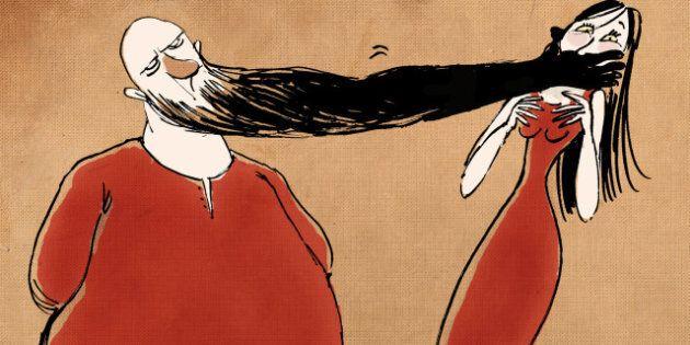 Egitto: gli abusi dei Fratelli Musulmani nelle vignette di Doaa Eladl, dalla violenza sulle donne all'infibulazione