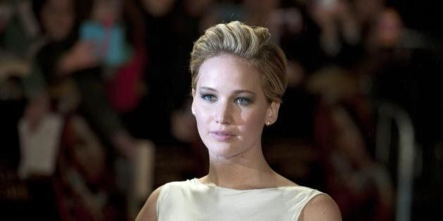 Jennifer Lawrence al Festival del Film di Roma 2013: calca e spintoni ai cancelli
