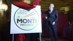 Monti svela la sua squadra alla Camera. Alberto Bombassei, Irene Tinagli, Renato Balduzzi