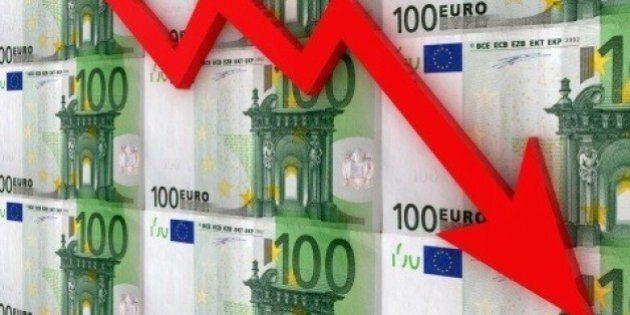 Istat: crescita in rosso da nove semestri Pil in calo nel terzo trimestre: