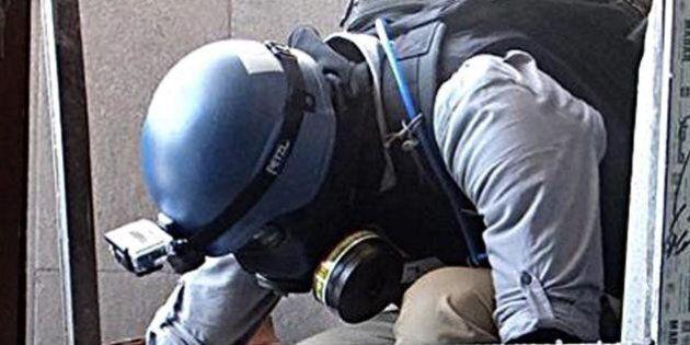 Armi chimiche siriane in rotta verso l'Italia. Interrogazione Pd: