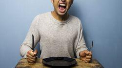 10 sintomi della rabbia da fame