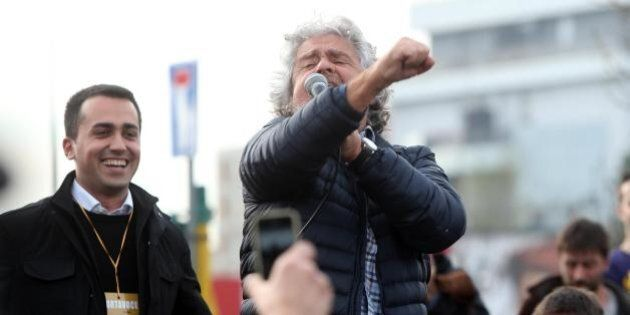Beppe Grillo avverte Giorgio Napolitano: